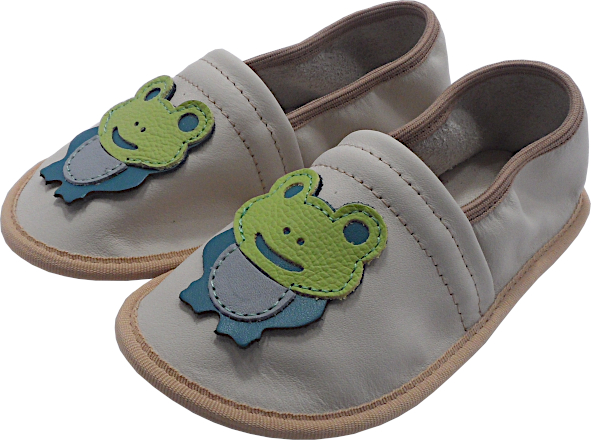 0279 Kids slippers frog