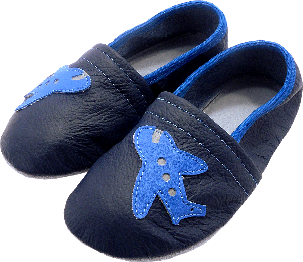 0209 Kids slippers plane