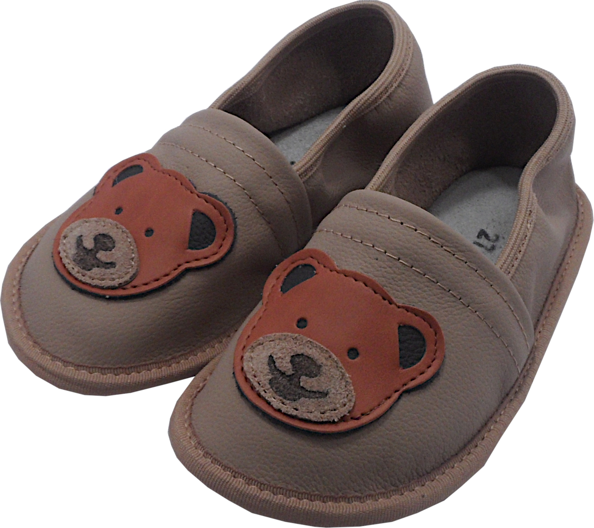 0273 Kids slippers new bear