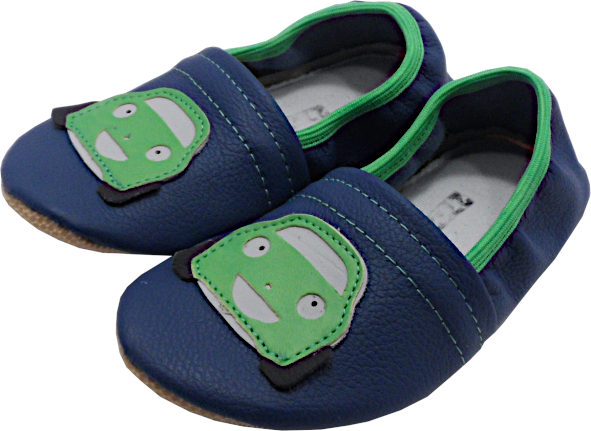 55125 Baby slippers car