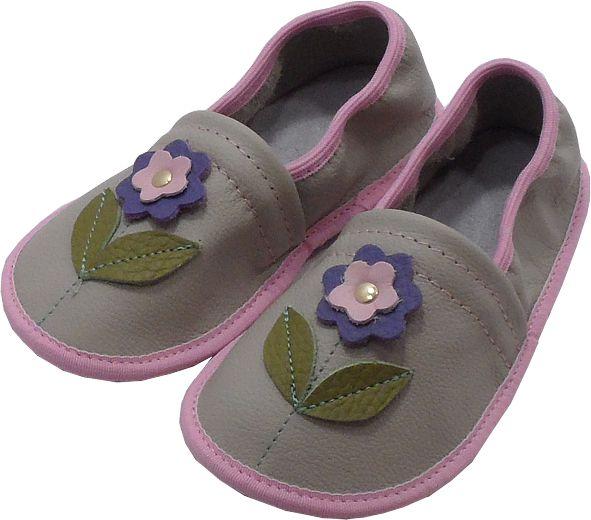 0155 Kids Slippers Flower