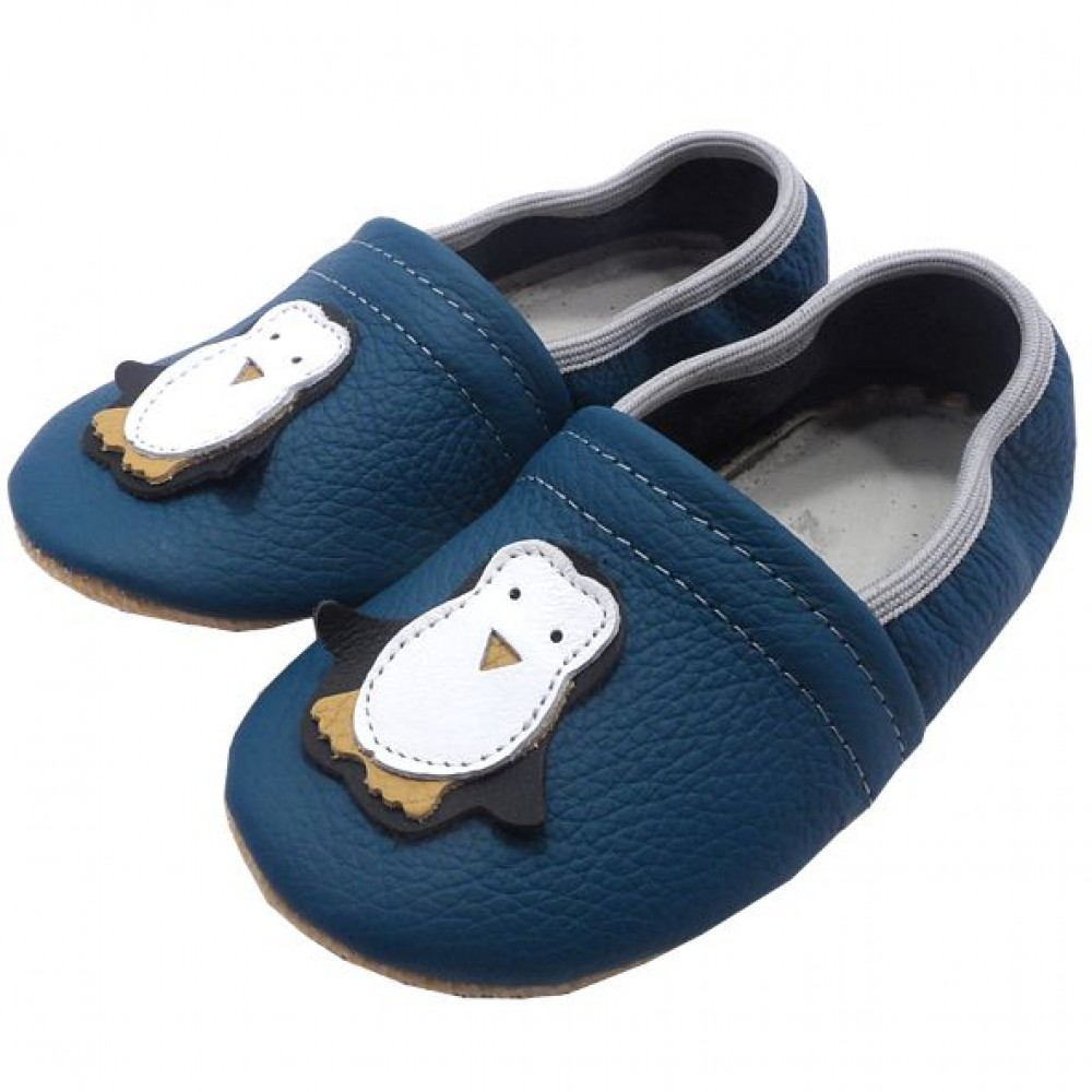 0233 Kids slippers penguin