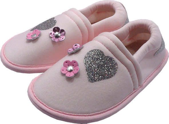 0264 Kids slippers Barby