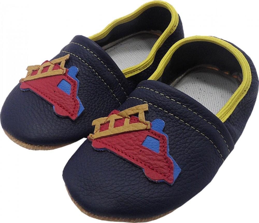 0202 Kids slippers fireman