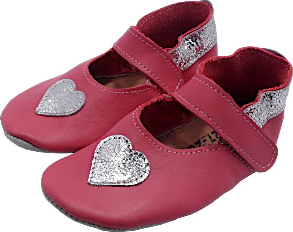 0282 Baby slippers Kati