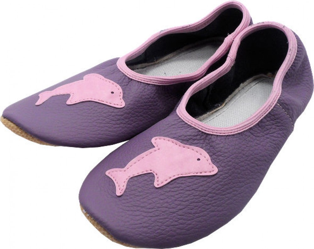 0246 Slippers dolphin