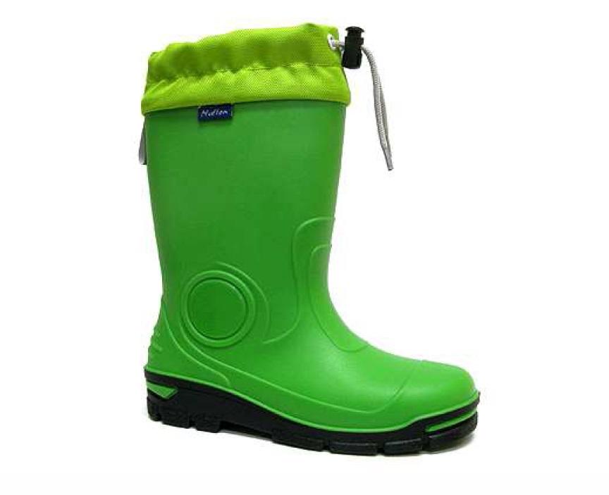 Nepodloženi dežni škornji 'Žabica'