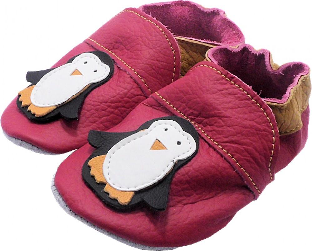 0241 Baby slippers penguin