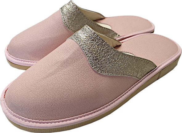 55132 Woman slippers pink
