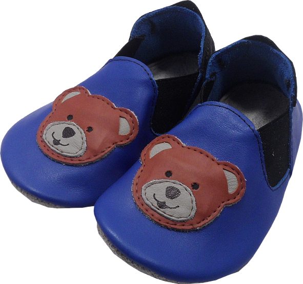 55115 Baby slippers VN bear