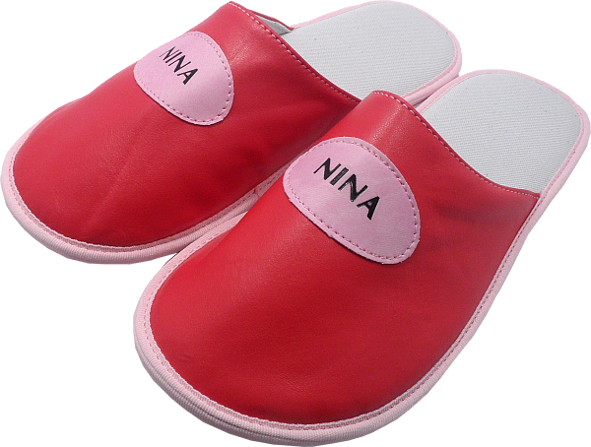 55116 Slippers woman with name