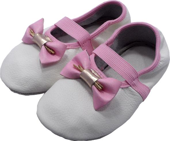 Copati: Baby balerinka velika mašna