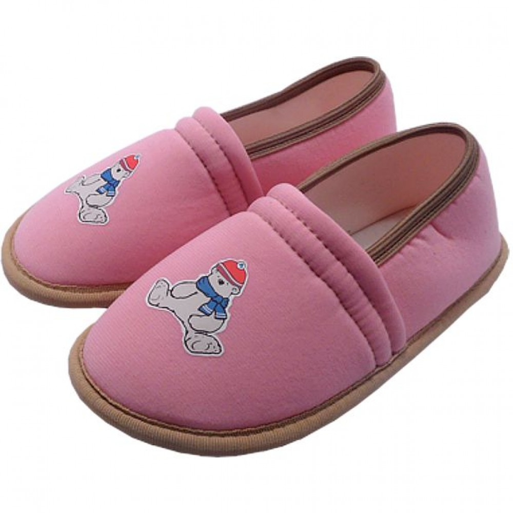 0054 Kids slippers eva pink