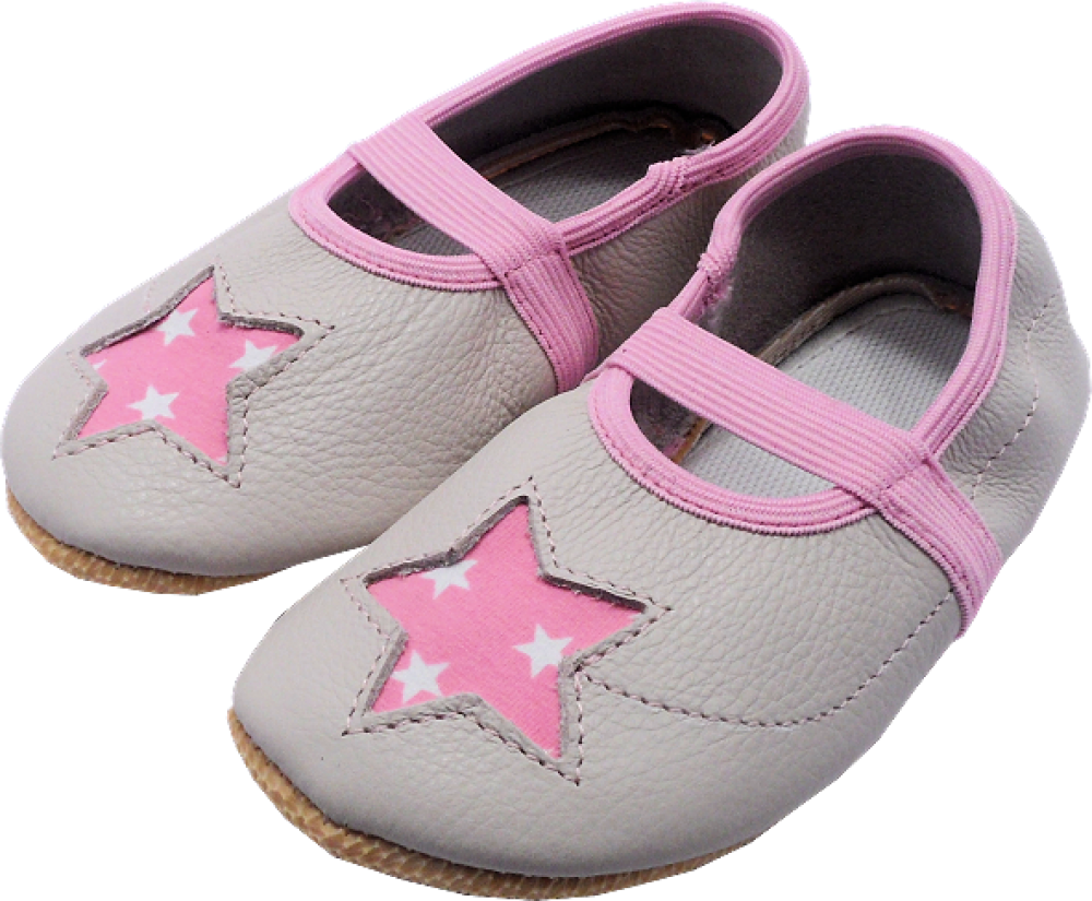 0245 Kids slippers stars