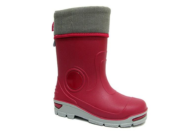 "Otroški dežni škornji ""Rdeča kapica"""