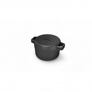 The Bastard Dutch Oven & Griddle Small S