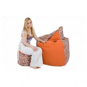 Sedežna vreča Free-dom 300, Mozaik, Life